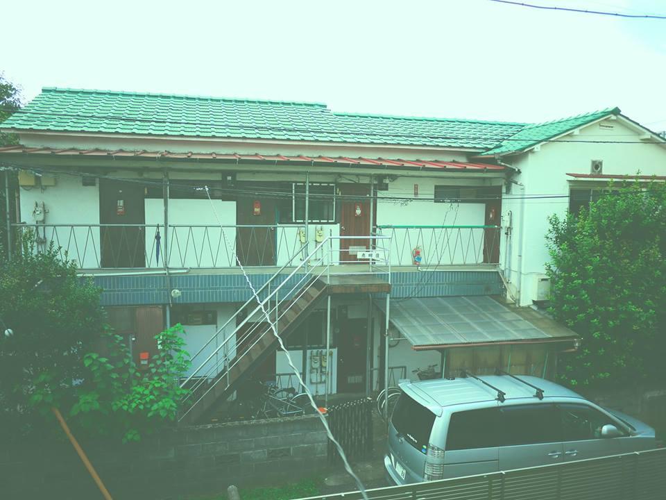 旧恵明荘外観